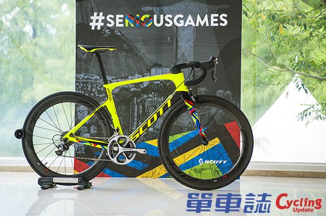 SCOTT 2017 新車發表會 - 單車誌-Cycling update