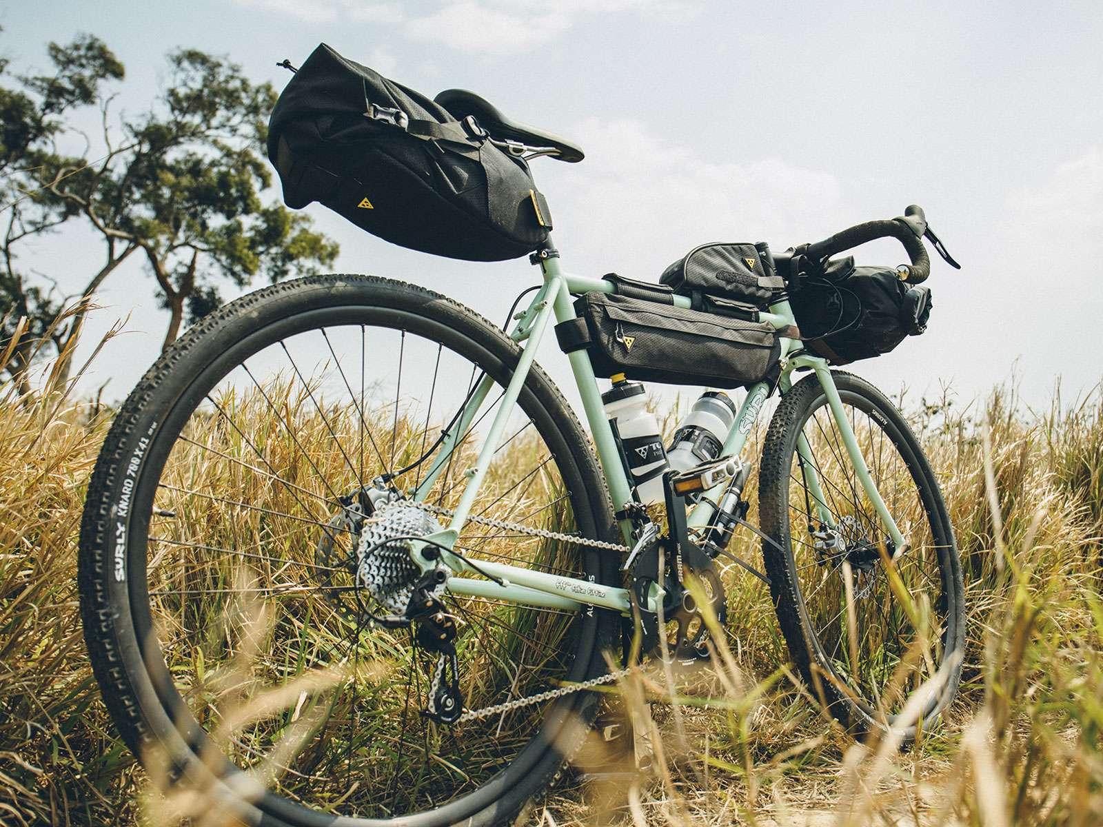 加大座墊袋助你挑戰雙城雙塔 - 單車誌-Cycling update