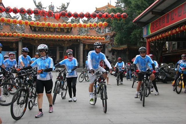 跟著大甲媽「騎」福遶境 120k一日之旅 - 單車誌-Cycling update